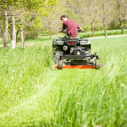 DR Finish Mower (Reconditioned)