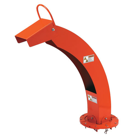 Extended Discharge Chute (Reconditioned)