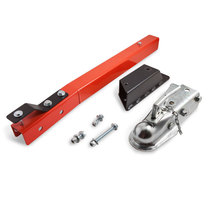 Stump Grinder Tow Kit