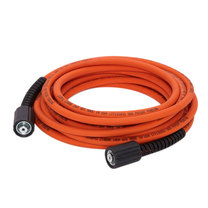 Generac 30ft x 1/4in Orange Flex Hose M22