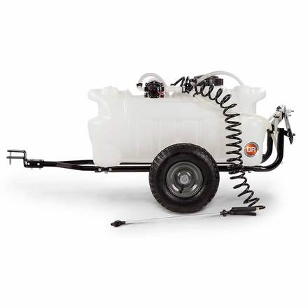 DR Tow-Behind Sprayer, 25 Gallon (Reconditioned)
