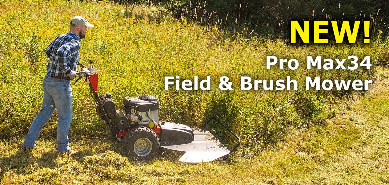Shop Field & Brush Mower