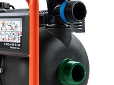 DR PRO-PCH20 Chemical Pump