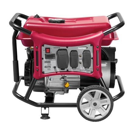 8000 watt XT Portable Generator with Electric Start - 6433