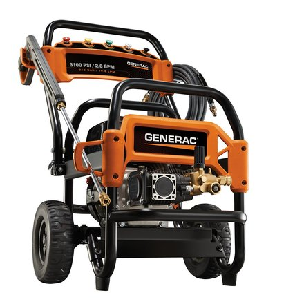 Generac 3100 PSI Pressure Washer