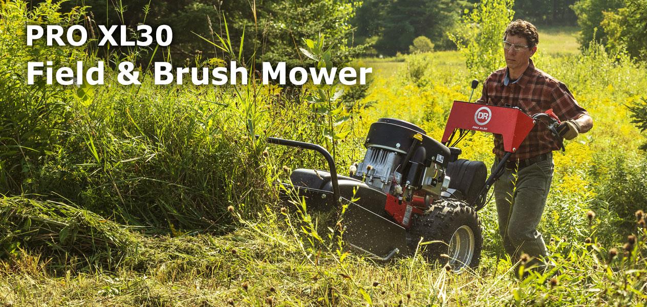 Shop Brush Mowers