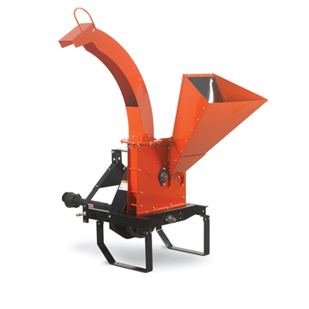DR PTO Wood Chipper (Self-Feeding)