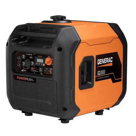 Generac iQ3500 Electric Start Portable Inverter Generator (Reconditioned)