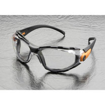 Foam-Lined Safety Glasses