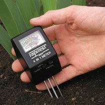 4-in-1 Instant Soil Tester