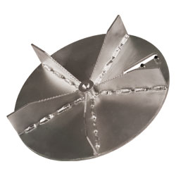 Shark Tooth Impeller