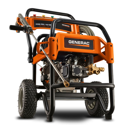 Generac 4200 PSI Gas Pressure Washer