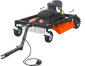 DR Tow-Behind Field and Brush Mower Support