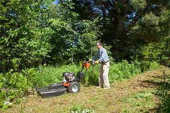 Field and Brush Mower Optimizing Your Property - Second Cut