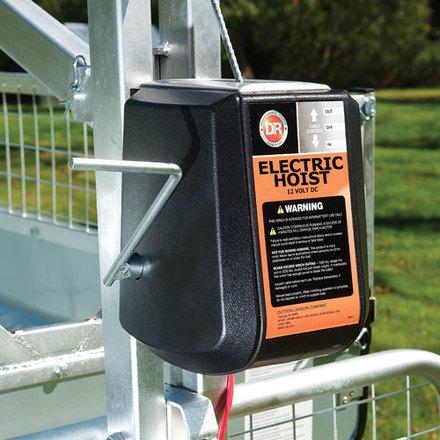 Electric Hoist for 1-Ton Versa-Trailer