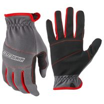 True Grip Utility Gloves, 2-Pack
