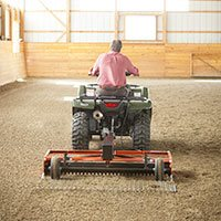 Power Grader - Horse Arenas