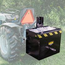 Compact Tractor Ballast Box