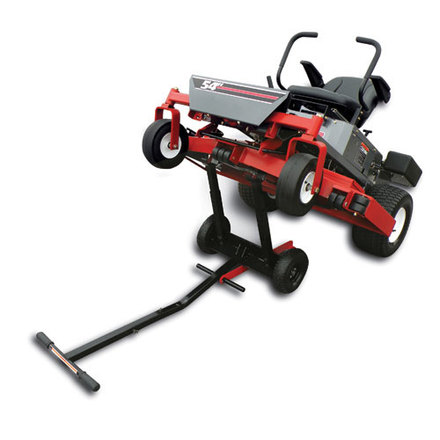 Professional Grade Zero-Turn Mower Lift