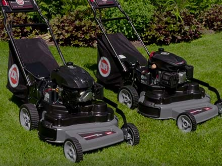 DR Wide Area Mowers