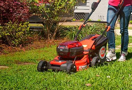 DR 62V Lawn Mower