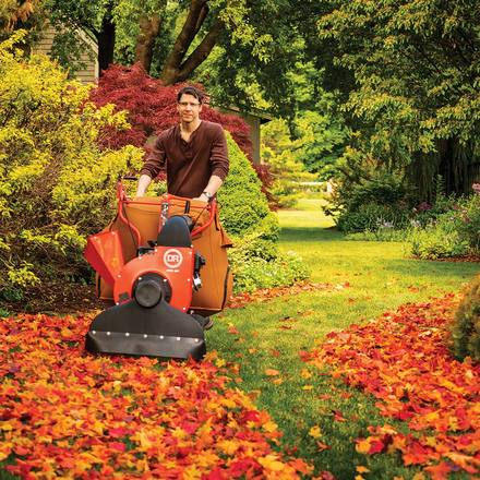 DR Leaf and Lawn Vacuum PRO (Reconditioned)