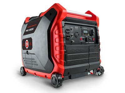 DR PRO-35000i Inverter Generator