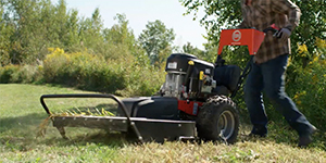 Field and Brush Mower Pro 34 Video