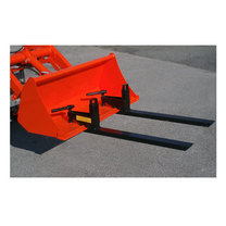 Clamp-On Forks - 1500-lb. Capacity