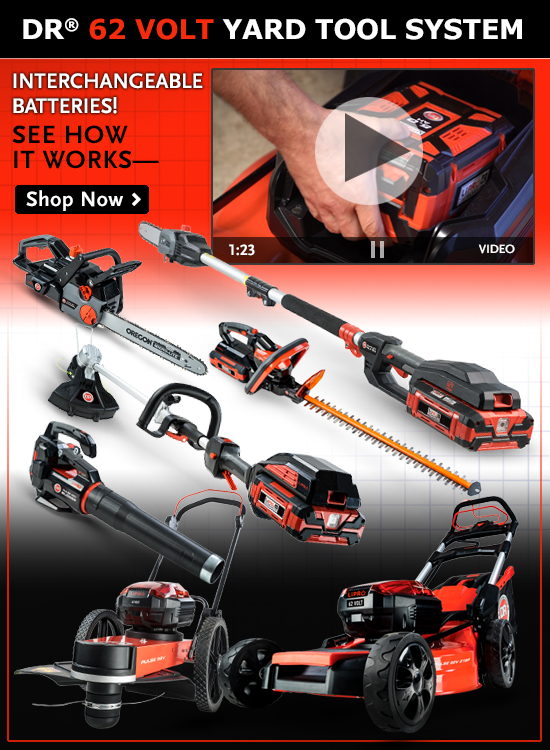 Battery Electric Tools video