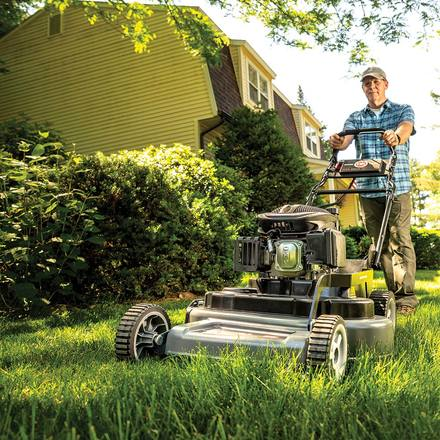 DR Self-Propelled Lawn Mower (Reconditioned)