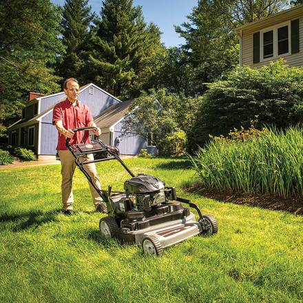 DR Self-Propelled Lawn Mower- Manual Start (Reconditioned)